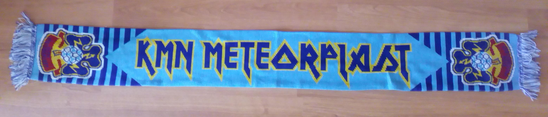 KMN Meteorplast ima svoj šal