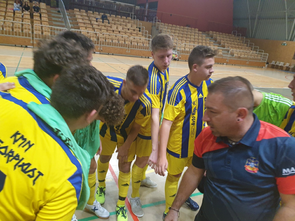 U19: Zmaga v Podčetrtku