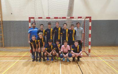 U15: Zmaga v Zagorju ob Savi