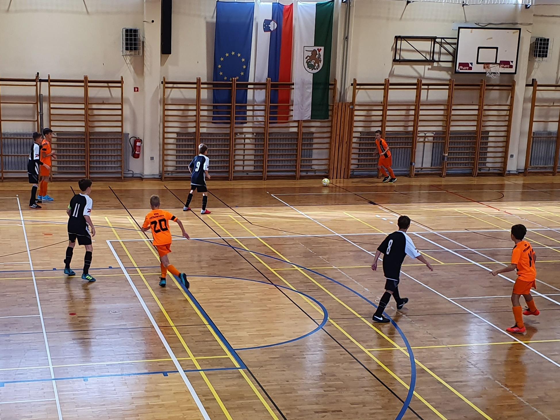 U13: Poraz proti Dobovcu