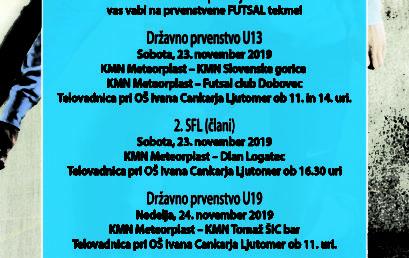 V soboto gostimo turnir U13 in člane Logatca, v nedeljo prleški derbi