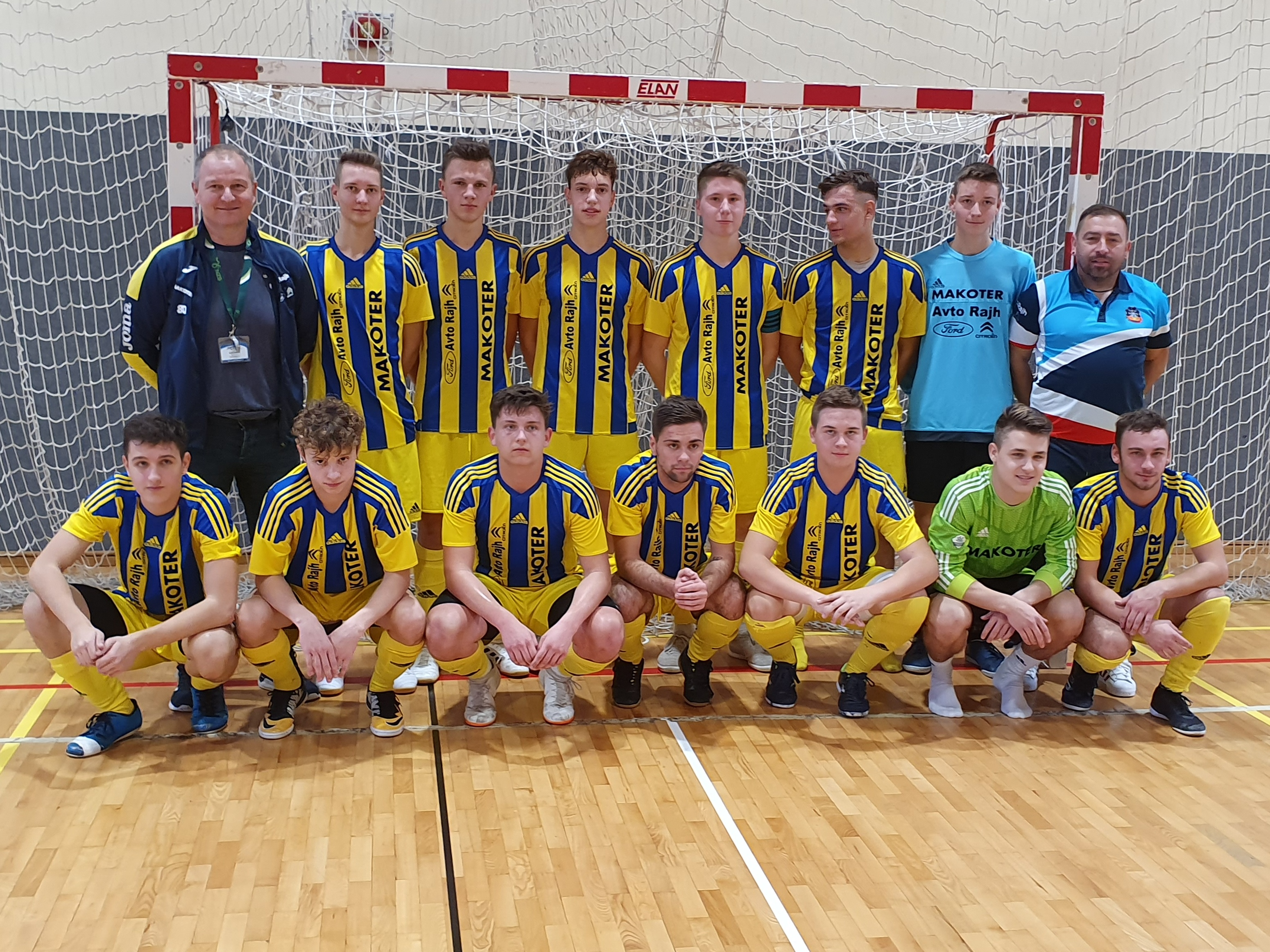 U19: Prleški obračun pripadel Meteorplastu