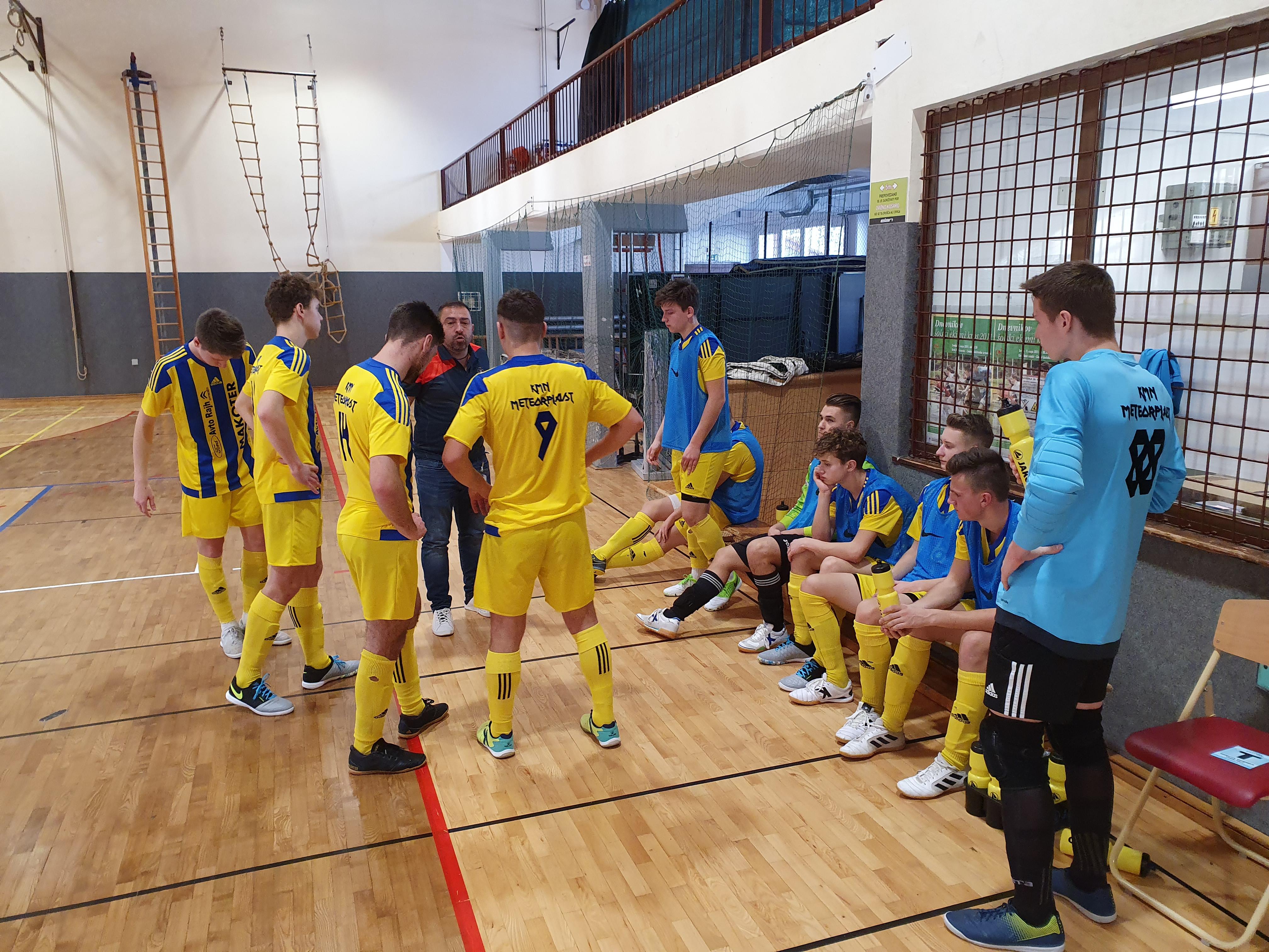 U19: Visoka zmaga proti Dobovcu-Imenu