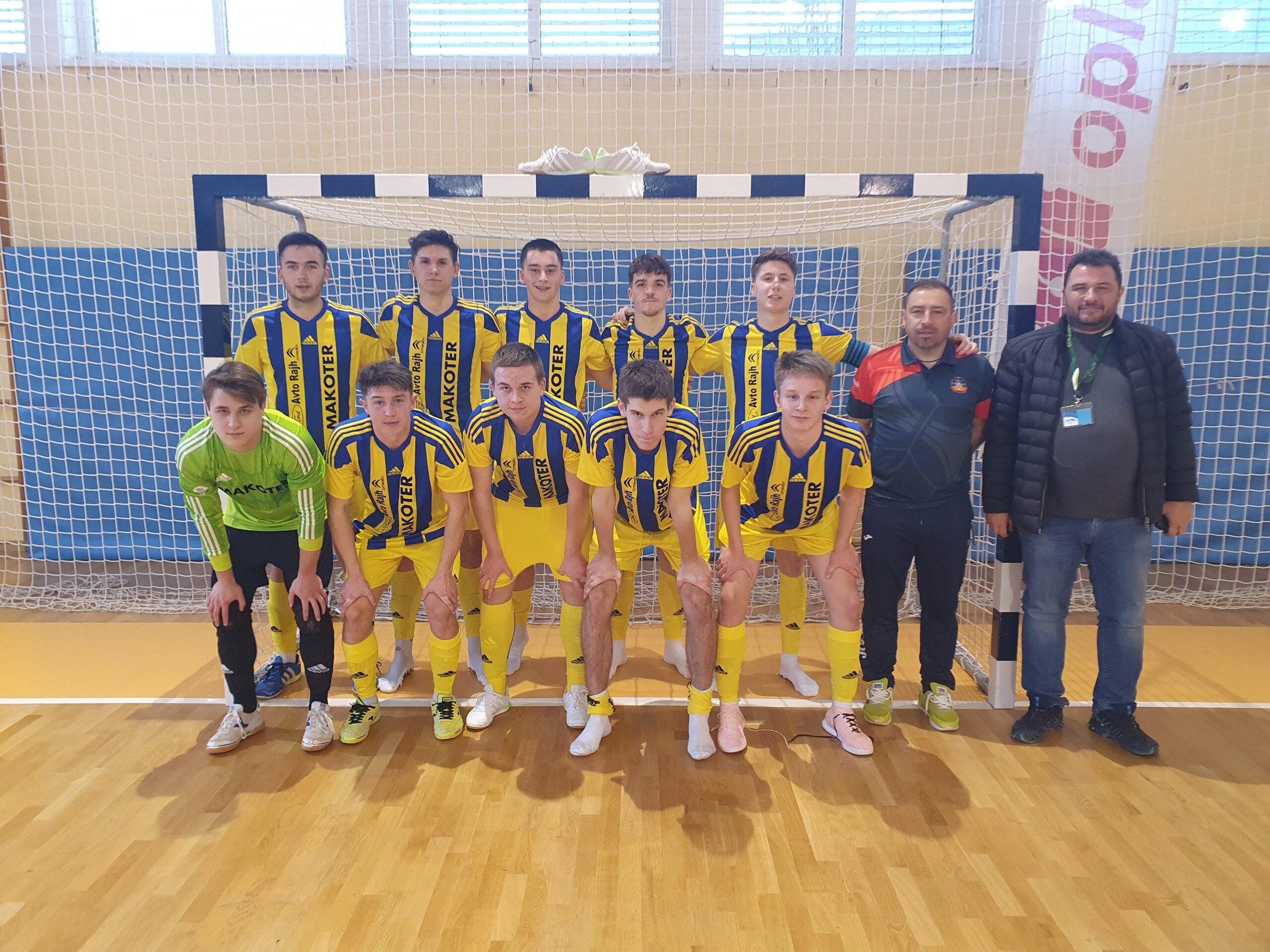 U19 – Izvrstno v nadaljevanje prvenstva