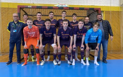 U19: Suverena zmaga v Zagorju ob Savi