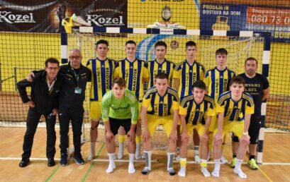 U19: Zmaga proti Dobovcu v gosteh