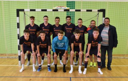 U19: Zmaga na prvi četrtfinalni tekmi