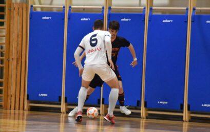 U19: Prvo tekmo za bron dobili Litijani