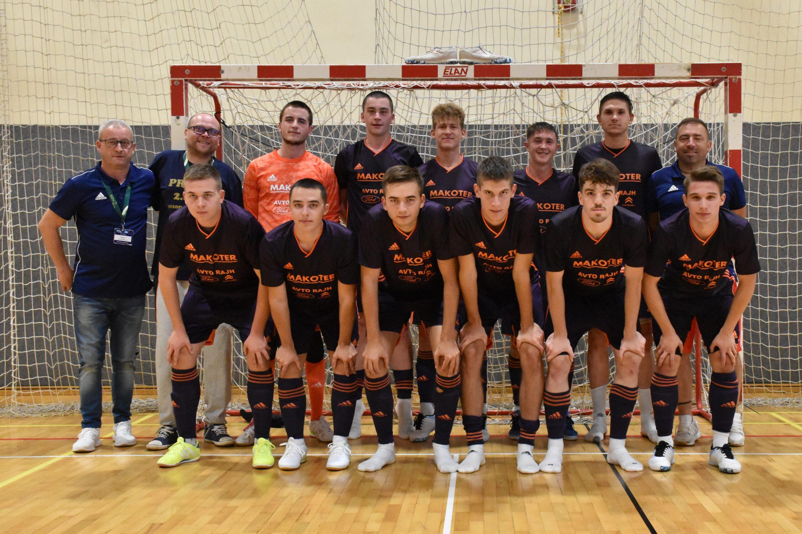 U19: Visoka zmaga proti Dobrepolju