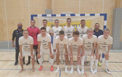 Futsal klub Dobrepolje – Meteorplast ŠIC bar 3:3 (2:1)