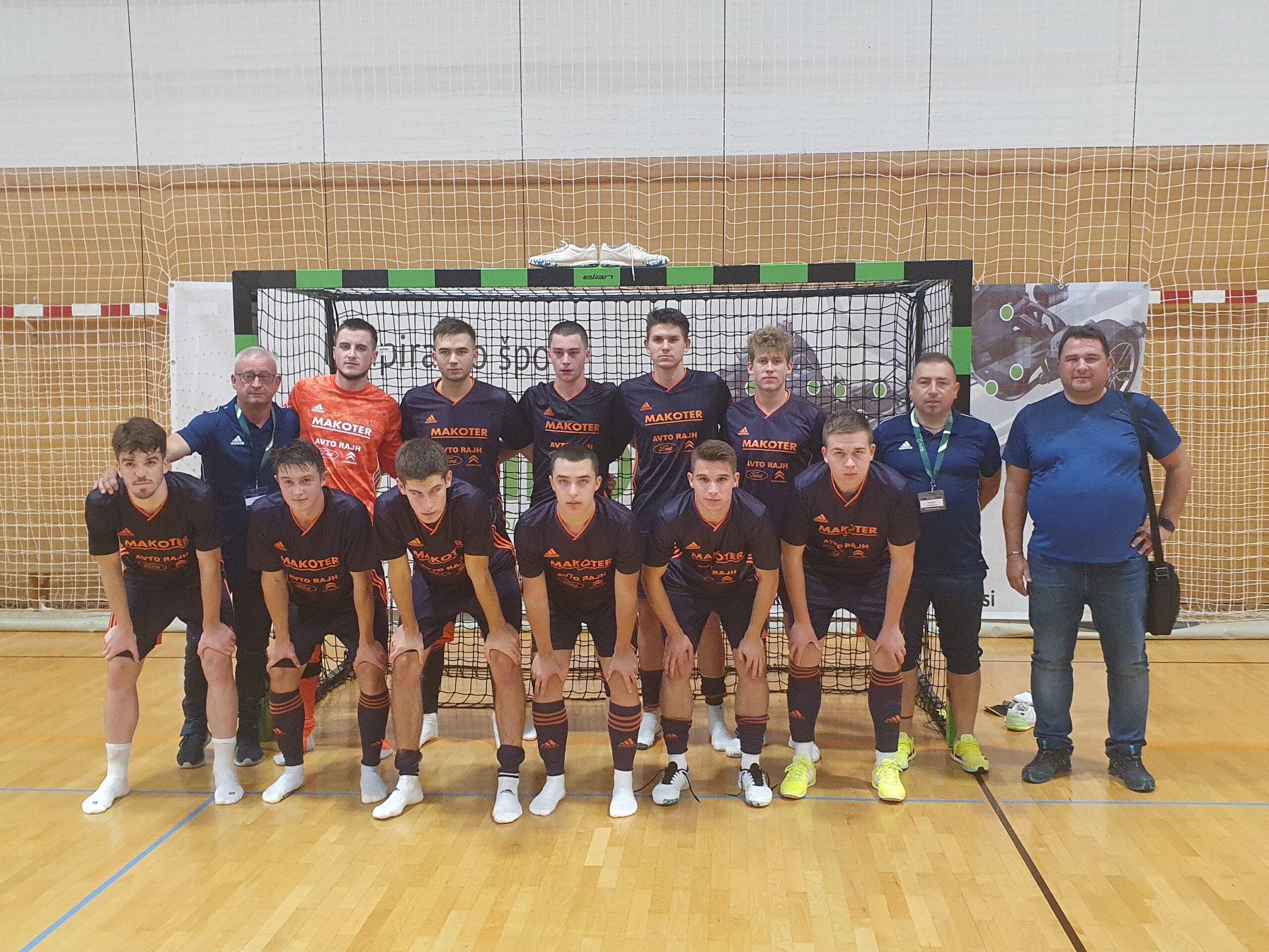 U19: Pomembna zmaga na Vrhniki